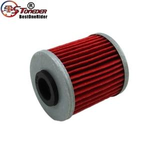 Image 3 - STONEDER 5x Oil Filter For KAWASAKI KX450F KX250F KX250 SUZUKI RMZ450 RMZ250 RMX450Z FL125 SDW BETA EVO 250 300 SPORT 4 STROKE