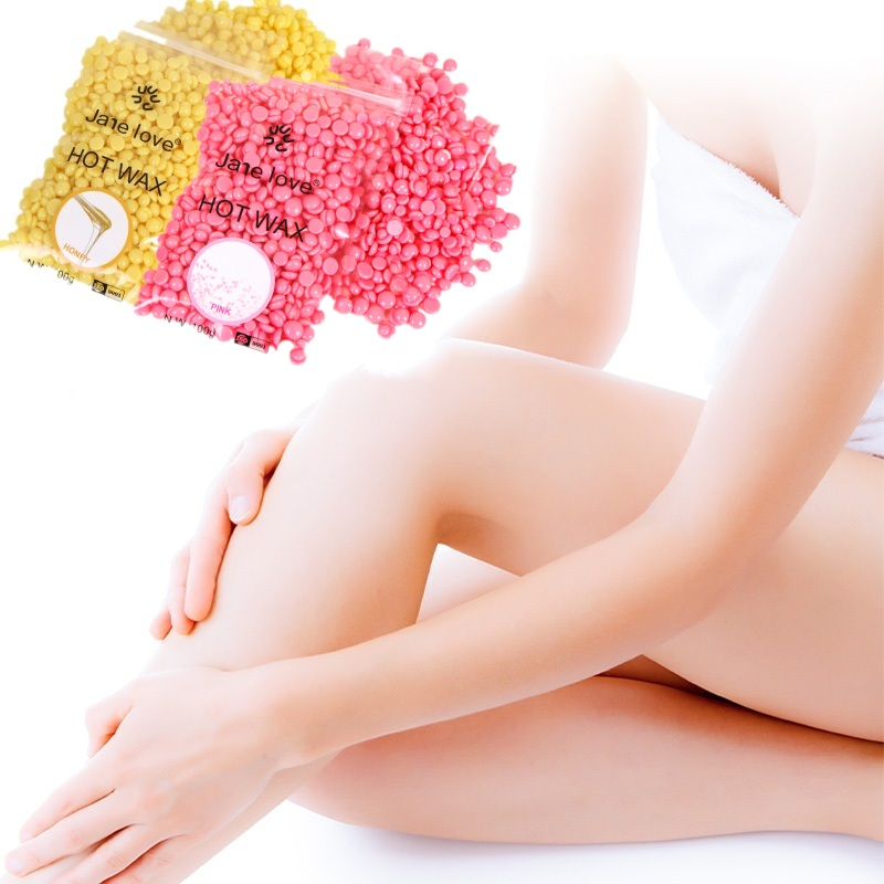 Wax Hair Removal Waxy Beans Painless Hair Removal Without Peeling Multi-hair Removal Pearl Hard Wax Beads