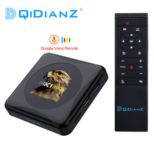 HK1 RBOX Android 10.0 Bluetooth TV Box Google Assistant vocal 6K Wifi 2.4G & 5.8G Play Store très rapide boîte HK1RBOX R1MINI