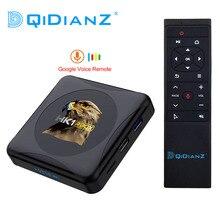 HK1 rboxアンドロイド10.0のbluetoothテレビボックスgoogleの音声アシスタント6 18k wifi 2.4グラム & 5.8 3gプレイストア非常に高速ボックスHK1RBOX R1MINI