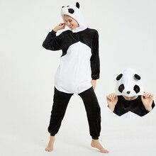 kigurumis 3D Panda Printing Onesie women Pajama Adult Homewear Funny Festival Sleepwear Cosplay Party Jumpsuit Unisex Costume