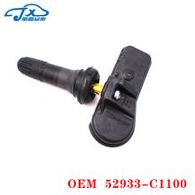 4 sztuk Monitor ciśnienia w oponie samochodu czujnik TPMS 52933C1100 52933-C1100 dla Hyundai Creta IX35 Tucson I40 IX35 Sonata 2014-2018 Tucso tanie tanio