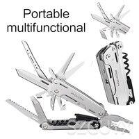 Multifunktions outdoor Auto Hause clamp edelstahl Portable klemme Gebrochen fenster vorhanden Offene kappe sekante Maschinenzentrale    -