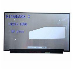 Origina panneau d'affichage écran LCD d'ordinateur portable 15.6 ''pouces B156HAN08.2 B156HAN08.0 B156HAN08.3 FHD 1920*1080 144Hz IPS matrix 40 broches