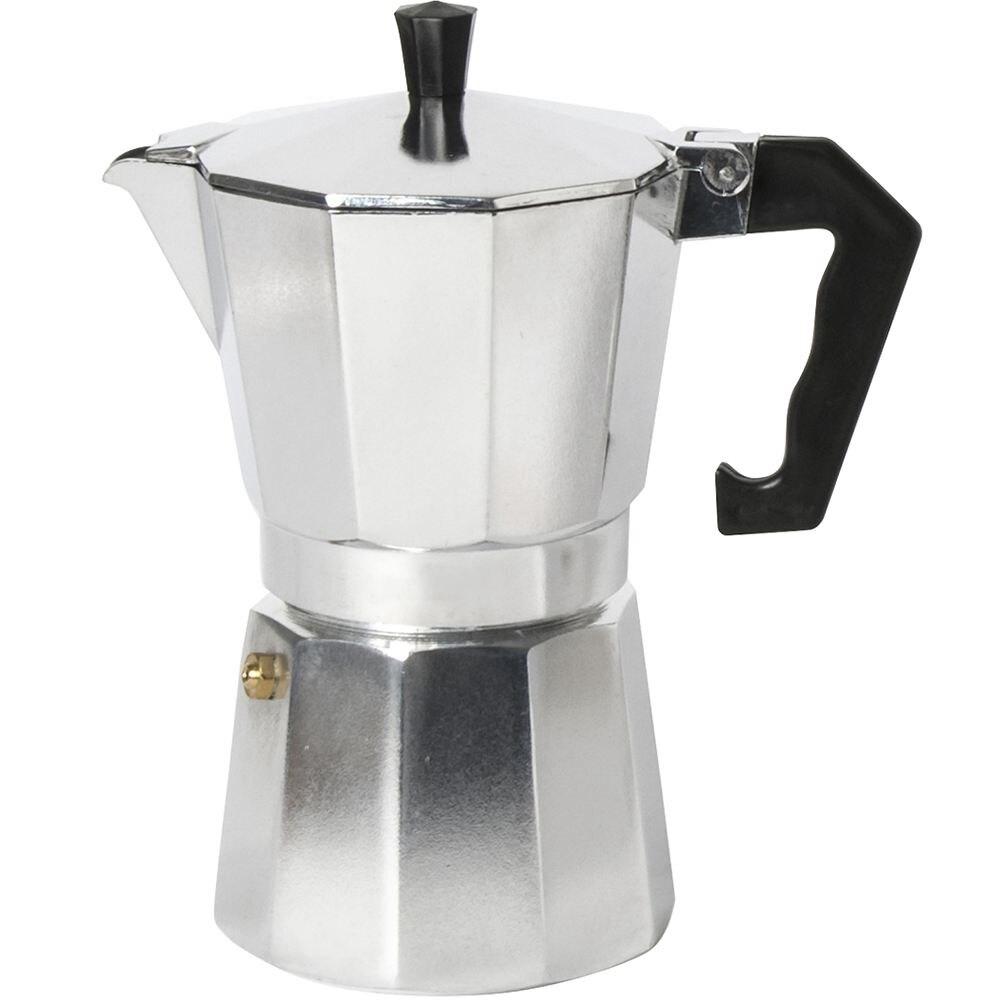 Classic Espresso Aluminum Moka Pot