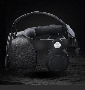 Image 3 - VR lunettes Z5 réalité virtuelle 3D VR audio visuel lunettes intégrées vr boîte poignée noire