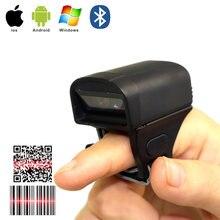 Мини bluetooth беспроводной сканер штрих кода ccd 1d лазерный