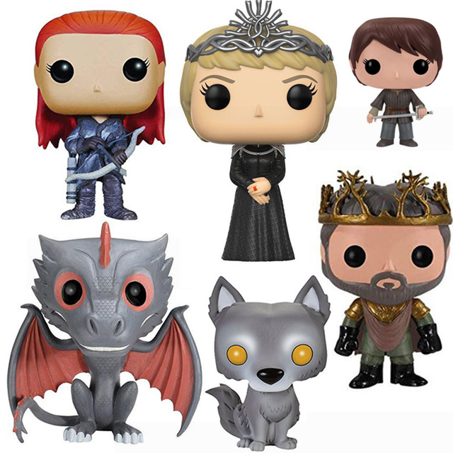 Game Thrones Figure Collections Toys  1