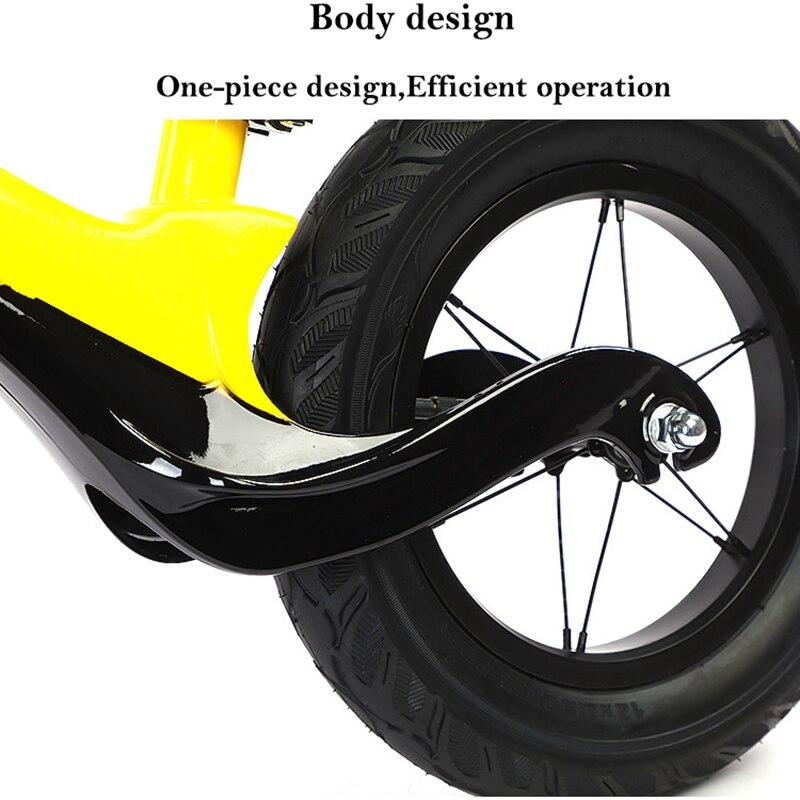 Fabricante al por mayor de bicicletas para niños de 2 5 años de edad, coche de juguete de tres ruedas para bebés con música ligera, coche de juguete para niños. Bicicleta de equilibrio - 3