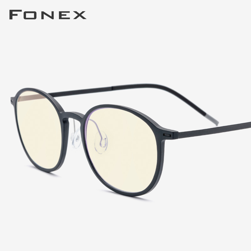TR90 Anti Blue Light Eyeglasses Frame Men Goggles Protection Eyewear Glasses Spectacles Gaming Computer Glasses For Women AB02