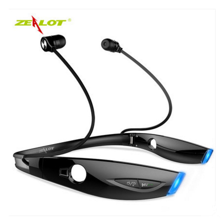 wireless sports Bluetooth headset running stereo universal neck mounted headset