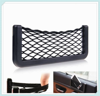 high quality Car parts storage net pocket bag for BMW E39 E90 E36 E60 E34 E30 F30 F10 X5 E53 E46 image