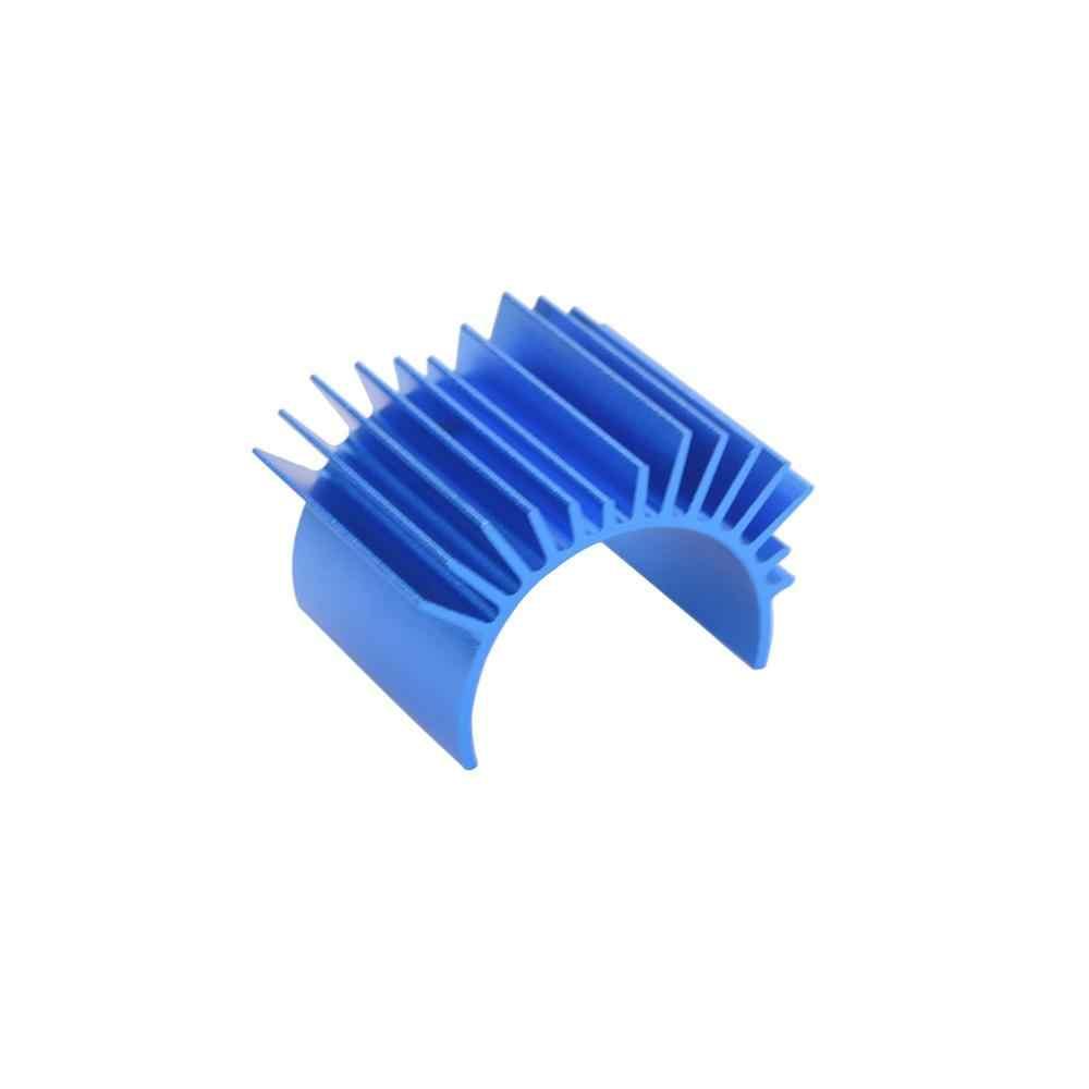 540 545 550 motores de cepillo enfriador disipador térmico para 1/10 1/8 RC coche barco HSP juguete DIY modelo 3650 sin escobillas disipador térmico para motor superior ventilado