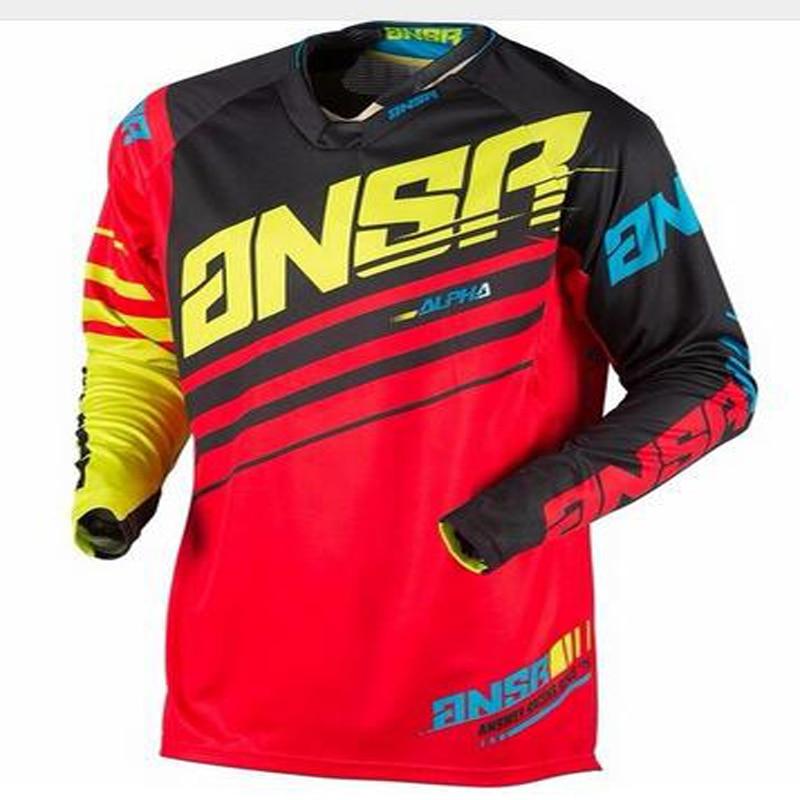 Оптовая продажа, новинка 2020, футболка для мотокросса для мужчин, для игр, захватывающих поездок на велосипеде, Джерси для горного велосипеда...