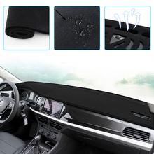 Samochód niestandardowy Dash pokrowiec na forda Explorer 2020 Auto deska rozdzielcza Pad mata na deskę rozdzielczą mata na deskę rozdzielczą tanie tanio muchkey CN (pochodzenie) Z włókien syntetycznych