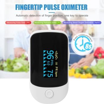 Pulsoksymetr Spo2 Mini przenośny OLED pulsoksymetr saturametr saturametr tlenu we krwi Monitor PR Oxymeter S26 20 Dropship tanie i dobre opinie OOTDTY CN (pochodzenie) 900238216