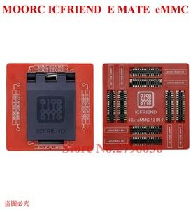 Image 5 - latest High speed version MOORC E MATE X  EMMC EMATE BGA 13 IN 1 for riff   easy jtag plus  ufi  medusa pro  and  emmc   atf box