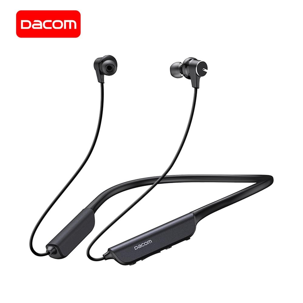 Bluetooth-наушники DACOM L54 с активным шумоподавлением и микрофоном
