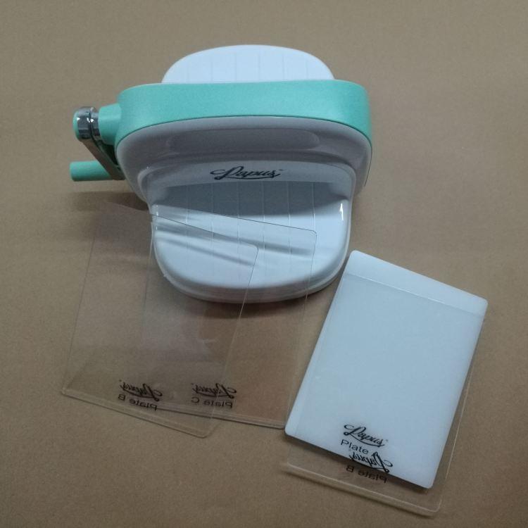 High Quality Die Cutting Embossing Machine Scrapbooking Cutter Piece Die Cut Paper Cutter Die Cut Machine