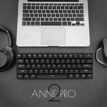 Portable mechanical wireless keyboard