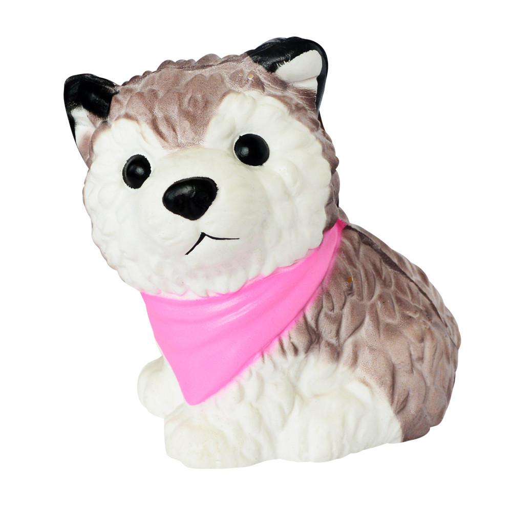 Slow Rising Cartoon Dog Decompression Toys Simulation Animal Eliminate Antistress Finger Pets Toy Toys For Children #B