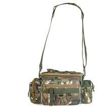 Уличная поясная Рыболовная Сумка на одно плечо сумка для наживки