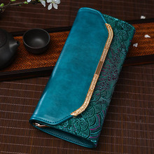 Women Wallets Long Purse Two Fold Drawstring Nubuck Leather Zipper Suede Wallet Ladies Carteira Feminina Clutch Bag Make Up Bag