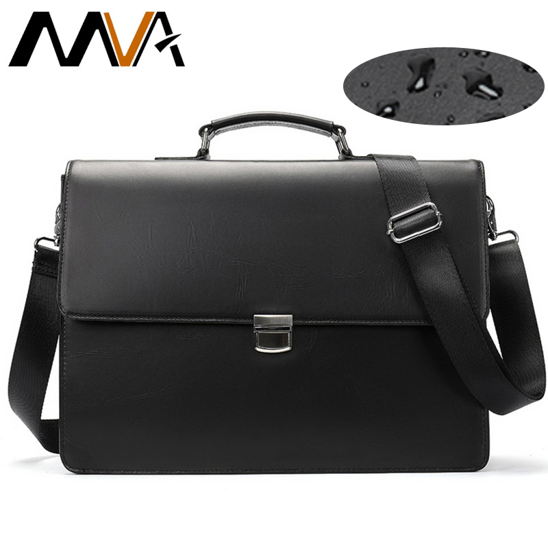 MVA Men's Bag Briefcases Document/computer-Bags Lawyer/office-Bags