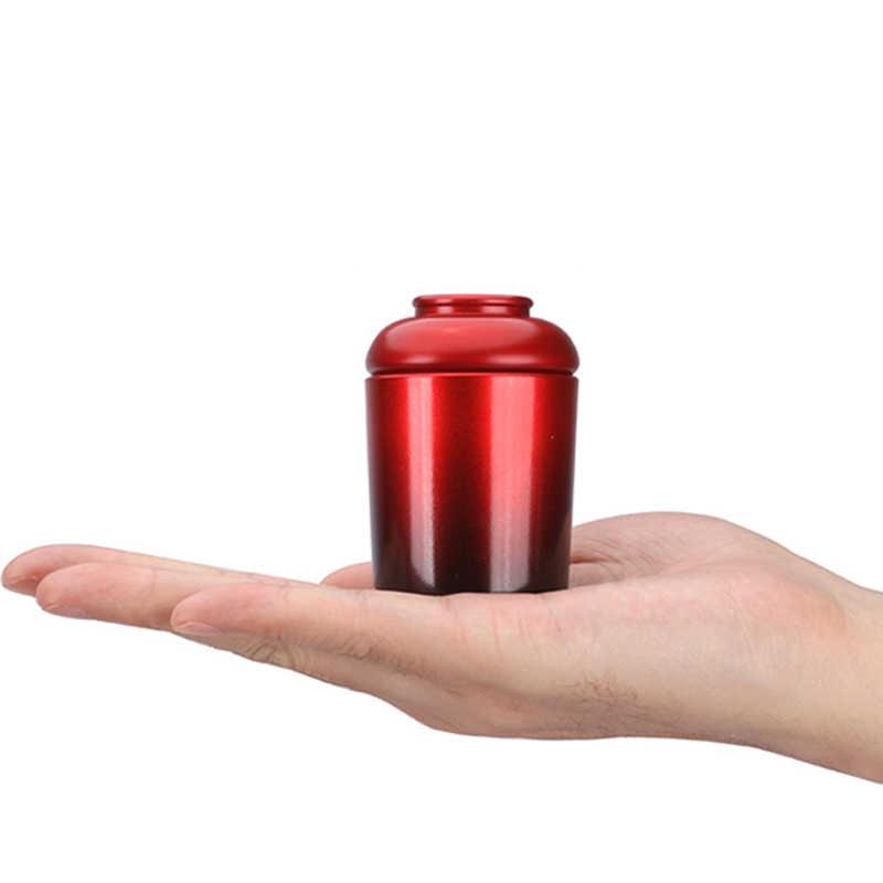 شين جيا يي التغليف صندوق معدني النعناع علبة من القَصدير صغيرة الشريحة القصدير الشريحة القصدير مربع