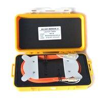 500m MMOF Multimode 62.5/125um SC/UPC to SC/UPC (OM1) Fiber Optic OTDR Launch Cable Box for OTDR Dead Zone Eliminator