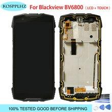 2160*1080 LCD da 5.7 pollici per telefono per blackview bv6800 pro Display LCD Touch Screen assembly bv 6800 accessori per telefoni cellulari