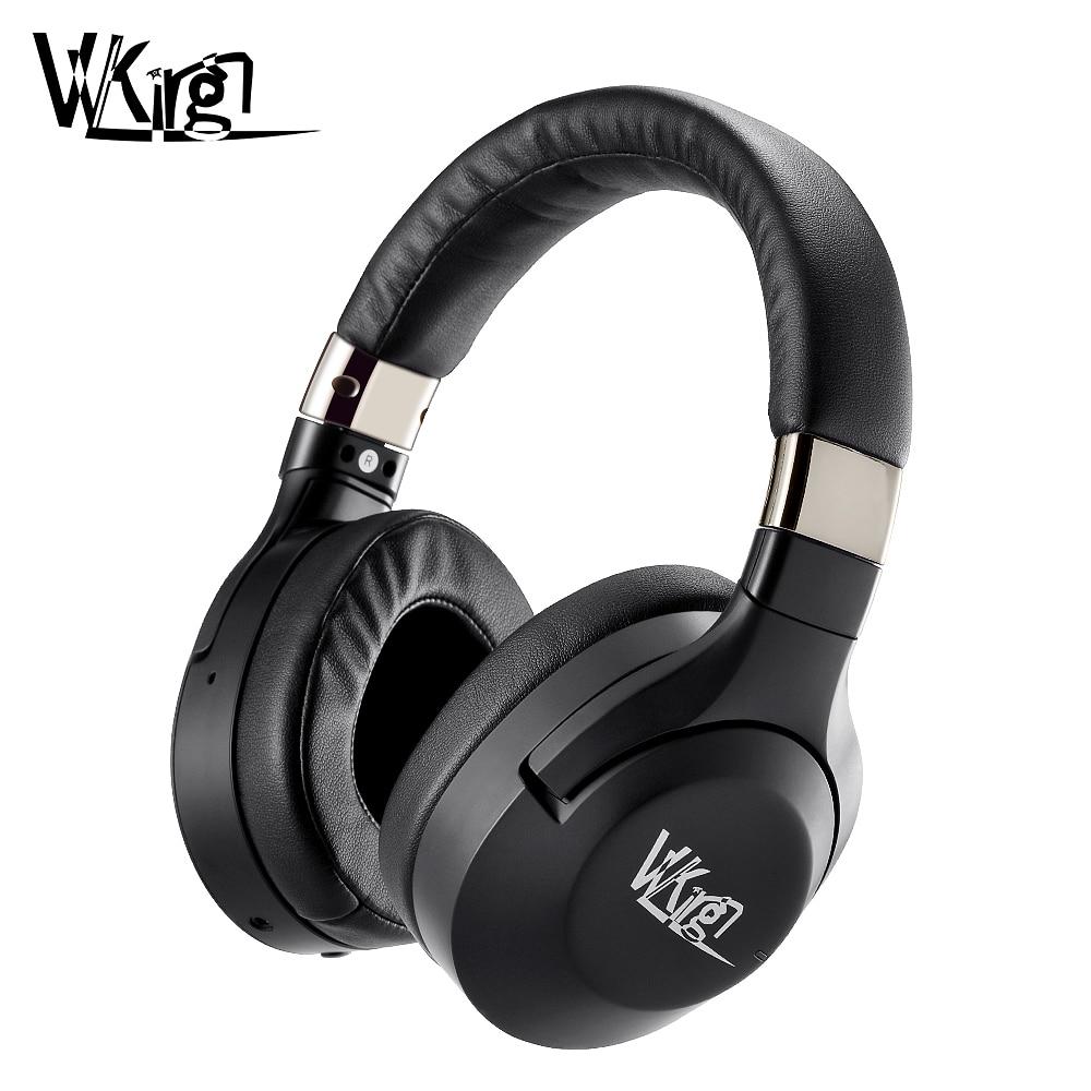 VVKing Active suppression de bruit sans fil Bluetooth casque Gaming Bluetooth casque musique HiFi basse profonde casque ordinateur