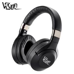 Image 1 - VVKing Attiva del Rumore di trasporto Che Annulla Le Cuffie Senza Fili di Bluetooth di Gioco Auricolare Bluetooth di Musica HiFi Profonda Bass Cuffie Computer