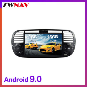 Touch screen Android 9.0 Car D