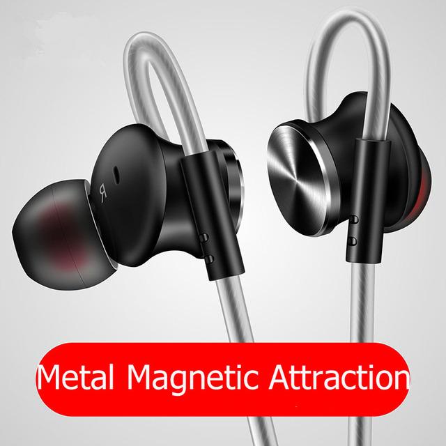 Metal typec HiFi Earbuds Heavy Bass Earphones