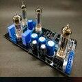 Последний хороший звук 6Z4 6J4 6N1 ламповый предусилитель DIY Kit DC12V источник питания
