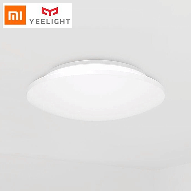 Yeelight LED Ceiling Lamp Smart Mijia Jiaoyue 260 10W Round Light Remote Control For Mihome APP Google Assistant Amazon Alexa 2019 New YLXD62YI