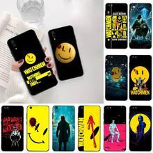 HPCHCJHM Watchmen poster Luxury Unique Design Phone Cover For Vivo Y91c Y17 Y51 Y67 Y55 Y93 Y81S Y19 V17 vivos5 сумка printio хранители watchmen
