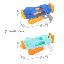Summer Adults Children Squirt Water Toys Single Three Nozzle
