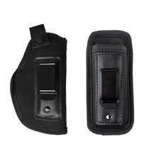 Tactical stealth gun real leather case  G17 19 1911cs holster