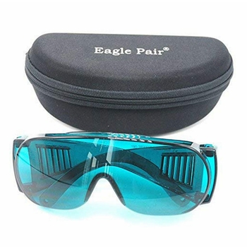 EP-2-6 190nm-380nm&600nm-760nm OD4+ CE UV Red Laser Protective Goggles Safety Glasses laser safety glasses 600 1100nm o d 6 ce certified