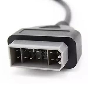 Image 4 - 14 Pin Obd Adapter Voor Nissan Te OBD2 16Pin Connector Voor Nissan 14 Pin Obd OBD2 Auto Diagnostische Auto Tool OBD2 Verlengkabel