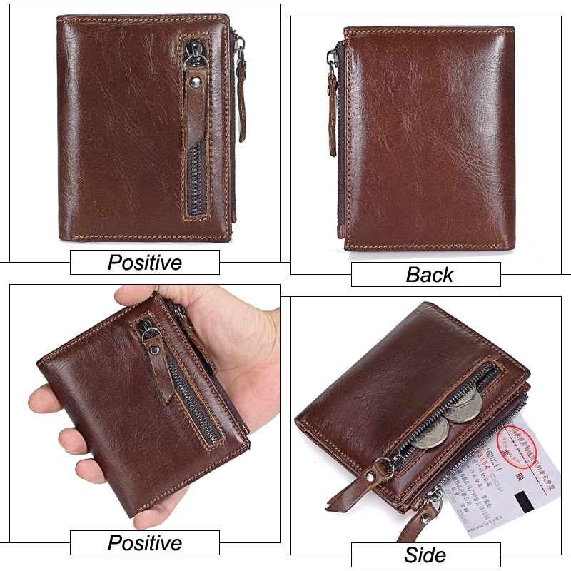 2020-New-Genuine-Leather-Mens-Wallet-Man-zipper-Short-Coin-Purse-Brand-Male-Cowhide-Credit-ID (2)