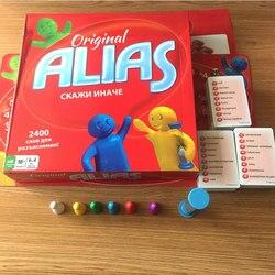 Russo jogo de tabuleiro jogo de cartas família jogo interativo crianças jogo de xadrez aias brinquedos educativos das crianças