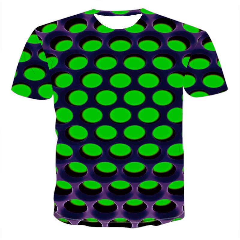 2020 Nuovi uomini di t-shirt casual manica corta cose strane di modo Divertente stampato 3D maglietta degli uomini/donna T-shirt di marca maglietta hombre