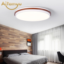 New Modern LED Ceiling Light Living Room Bedroom Light Corridor Balcony LED Ceiling Lamp Kitchen Ceiling Lights Surface mount ceiling lights modern minimalist style iron round led living room ceiling lamp bedroom entrance hall balcony corridor lighting