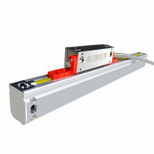 Linear optical ruler grating ruler for PLC with resolution of 0.005mm voltage DC 24V output signal A B phase pulse output
