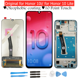 Image 1 - for Huawei Honor 10 Lite/ Honor 10i LCD Display Digitizer Assembly Touch Screen LCD Display TouchScreen Honor 10Lite Repair Part