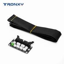 Комплект аксессуаров для 3d принтера tronxy плата адаптера с