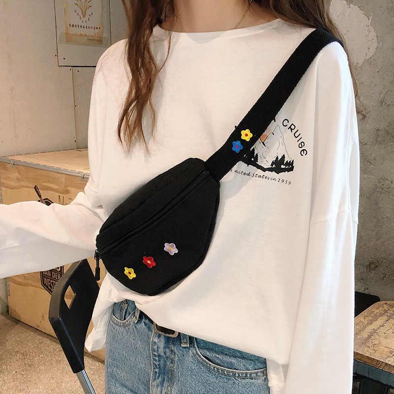 Litthing 2019 Ins ร้อนผู้หญิงเอวกระเป๋ากระเป๋าสตางค์โทรศัพท์คีย์กระเป๋า Fanny Pack เข็มขัดสีขาวสีดำสีเหลืองเอวแพ็ค